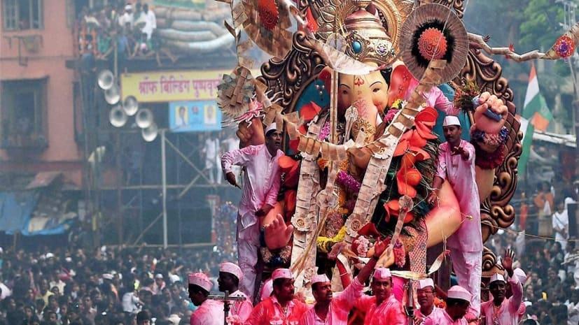 गणपति उत्सव के लिए मुंबई में 40,000 सुरक्षा कर्मी और 5,000 सीसीटीवी की तैनाती