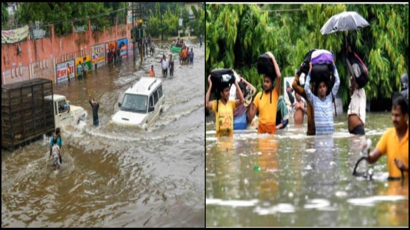 बिहार में बाढ़ को लेकर एक्शन में केंद्र सरकार, कैबिनेट सचिव ने दिल्ली में की बैठक