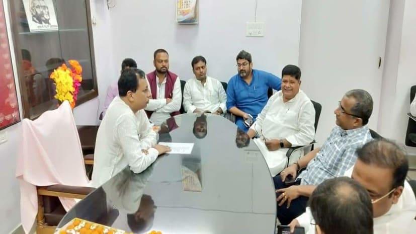 पटना में जलजमाव को लेकर बीजेपी हुई एक्टिव, प्रदेश अध्यक्ष डॉ. संजय जायसवाल ने नगर विकास मंत्री को बुलाया
