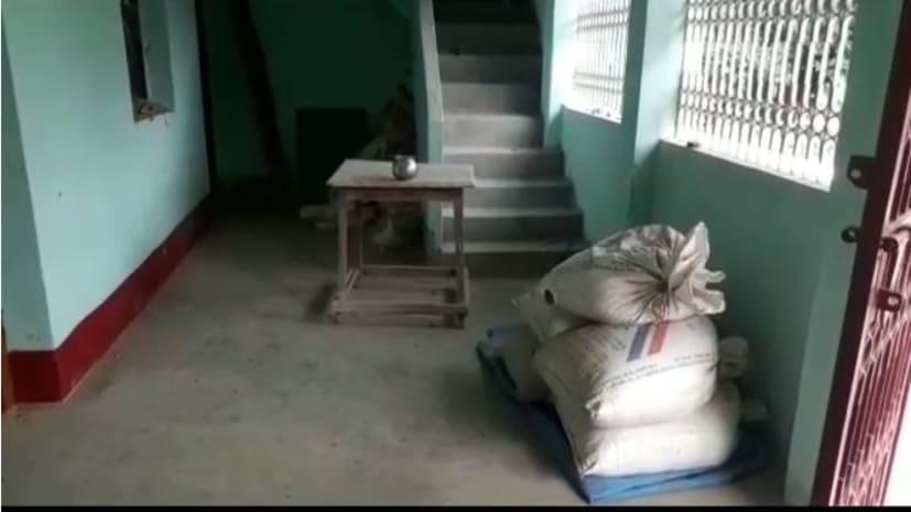 राज्यसभा सांसद के घर में चोरों ने की चोरी, 10 बोरा उठा ले गए सोयाबीन