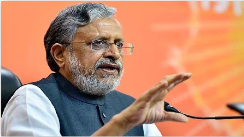 राजद का एक गुट नीतीश का नेतृत्व स्वीकारने को लालायित तो दूसरा उन्हें कोसने में जुटा: सुशील मोदी