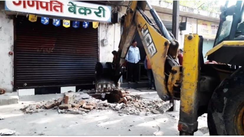 मुजफ्फरपुर शहर को जलजमाव मुक्त बनाने की कवायद तेज, कई इलाकों में शुरू हुई नालियों की सफाई