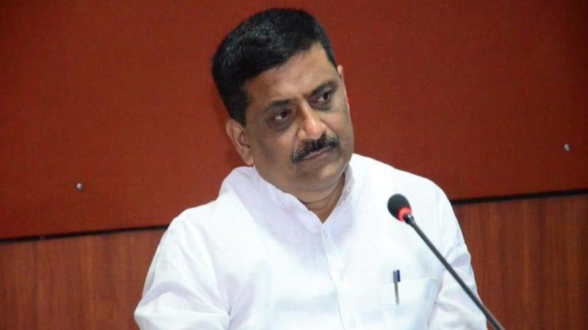 जल संसाधन मंत्री संजय झा ने पीसी कर सरकार के गिनाए काम, कहा- कृषि क्षेत्र में पिछले 15 वर्षों में काफी ग्रोथ हुआ