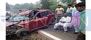 बाल बाल बचे AAP के प्रदेश अध्यक्ष, कार हादसे में गंभीर रुप से घायल, अस्पताल में चल रहा है इलाज
