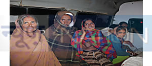 नवादा में अपराधियों ने की अधेड़ की गोली मारकर हत्या, आक्रोशित ग्रामीणों ने पुलिस पर की पत्थरबाजी