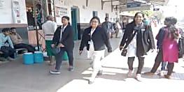 अन्तरराष्ट्रीय महिला दिवस पर रेलवे की पहल, पटना साहिब स्टेशन को किया महिलाओं के हवाले