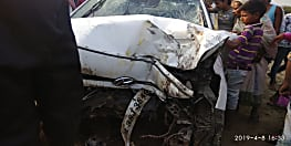 अनियंत्रित होकर पेड़ से टकराई कार, हादसे में 1 की मौत