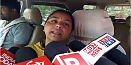 शूर्पनखा बताये जाने पर बोली मीसा भारती, हार सामने देख बौखला गई है बीजेपी