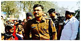 पूर्वी चंपारण के एसपी उपेन्द्र कुमार शर्मा जायेंगे अवकाश पर,इन्हें दिया गया अतिरिक्त प्रभार...