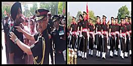 गया ओटीए से पास आउट 84 कैडेट्स बने सेना में अधिकारी, देश की करेंगे सेवा
