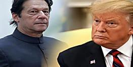 पाक को अब अमेरिका ने दिया बड़ा झटका, भारत के खिलाफ बयानबाजी कर रहे इमरान को दिया यह सख्त संदेश