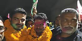पीयू छात्र संघ चुनाव में जाप का डंका, अध्यक्ष और संयुक्त सचिव पद पर किया कब्जा