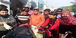 सीवान में एक युवक की दिनदहाड़े गोली मारकर हत्या, बेखौफ अपराधियों ने रेलवे जंक्शन पर घटना को दिया अंजाम