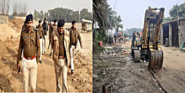 पुल निर्माण कंपनी पर हुए हमला मामले SIT का गठन, 8 को पुलिस ने हिरासत में लिया
