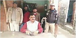 बेगूसराय में उत्पाद विभाग की बड़ी कार्रवाई, शराब बेचने के आरोप में पूर्व मुखिया गिरफ्तार