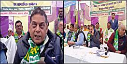 नालंदा में बोले नीरज कुमार, आगामी विधानसभा चुनाव में राजद का राजनीति में हो जाएगा पिंडदान