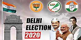 कौन होगा दिल्ली दरबार का सरताज, आज 70 सीटों के लिए सुबह 8 बजे से होगी वोटिंग