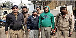 मुजफ्फरपुर पुलिस को मिली बड़ी सफलता, लाखों के विदेशी शराब के साथ दो लोग गिरफ्तार