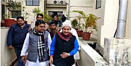 पूर्व विधायक अजीत कुमार झा ने लालू यादव से रिम्स में की मुलाकात, कहा स्वास्थ्य में जारी है उतार-चढ़ाव