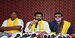 जेपी – लोहिया – कर्पूरी वालों ने प्रदेश की जनता को बरगलाया : आशुतोष कुमार