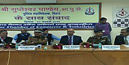 DGP गुप्तेश्वर पांडेय का ऐलान, पटना में लागू हो सकता है पुलिस कमिश्नरेट सिस्टम