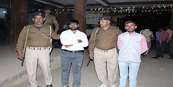 नवादा में दिनदहाड़े शिक्षक को किया अगवा, त्वरित कार्रवाई कर पुलिस ने किया बरामद