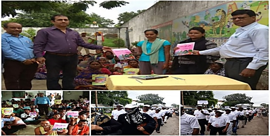 नवादा मंडल कारा में साक्षरता कार्यक्रम का हुआ आयोजन, कैदियों को शिक्षा के महत्व की दी गई जानकारी