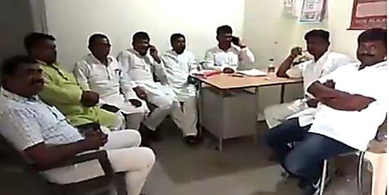 जदयू के संगठनात्मक चुनाव में विवाद, नेताओं ने जिलाध्यक्ष पर लगाया मनमानी का आरोप