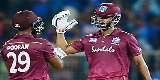 वेस्टइंडीज के खिलाफ भारत 7 मैच के बाद हारा