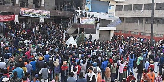 राजधानी में सफाई कर्मियों की हड़ताल खत्म, निगम मुख्यालय की बैठक के बाद फैसला