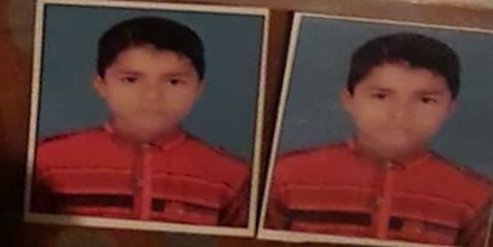 सुबह से गायब 12 वर्षीय बच्चे की घर के समीप इस हाल में  मिली लाश, इलाके में सनसनी