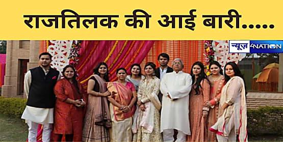 लालू यादव की बेटी राजलक्ष्मी बोलीं- राजतिलक की आई बारी,भाई तेजस्वी सब पर भारी!