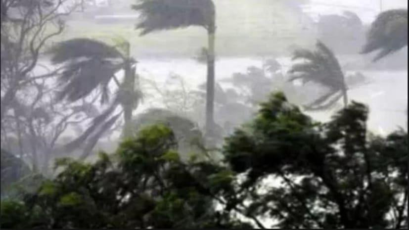 मौसम विभाग ने जारी किया हाई अलर्ट, बिहार के कई जिलों में आंधी- तूफान के साथ तेज बारिश की आशंका