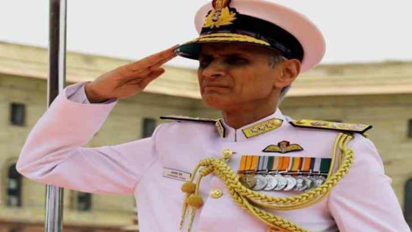 एडमिरल कर्मबीर सिंह को नौसेना प्रमुख बनाने पर विवाद, वरिष्ठता की अनदेखी का मोदी सरकार पर आरोप