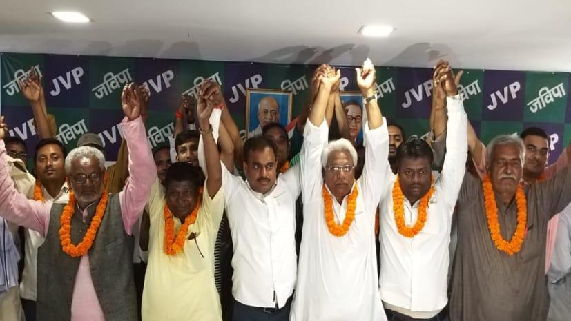 अनिल कुमार ने अश्विनी चौबे पर साधा निशाना, भ्रष्टाचार में लिप्त होने का लगाया आरोप