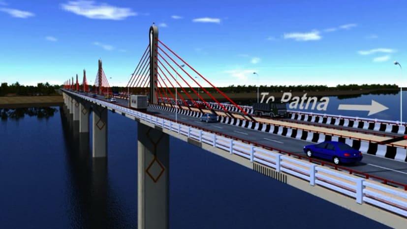 महात्मा गांधी सेतु के समानांतर पुल निर्माण के लिए टेंडर जारी, 42 माह में पूरा होगा काम...
