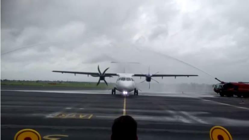 गया में आनेवाले पर्यटकों को मिलेगी सुविधा, बहुप्रतीक्षित इंडिगो हवाई सेवा की हुई शुरुआत