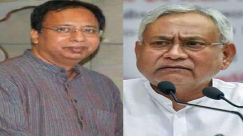 ....तो BJP अध्यक्ष संजय जायसवाल ने CM नीतीश को लिखी चिट्ठी में 'जय श्रीराम' का नारा लगाने वाले मंत्री को लिया है निशाने पर?