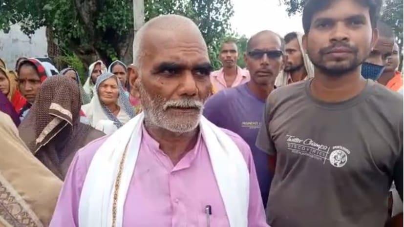 कैमूर में विद्युत केंद्र के सामने हंगामा, पुलिस ने दो लोगों को किया गिरफ्तार