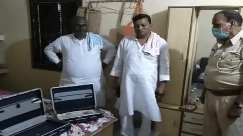 पूर्व मंत्री वैद्यनाथ सहनी के घर 30 लाख की चोरी, जांच में जुची पुलिस