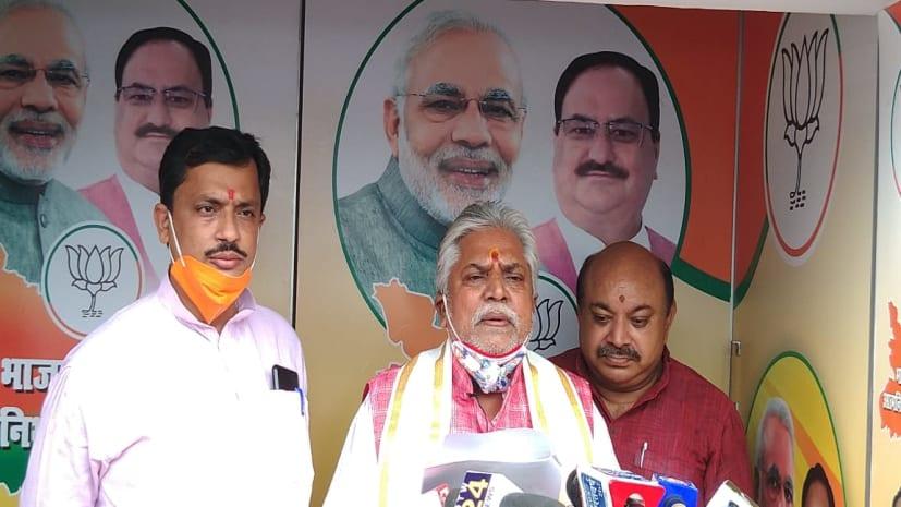 मंत्री प्रेम कुमार बोले- लालू-राबडी और नीतीश सरकार में 'फर्क' बड़ा साफ है....