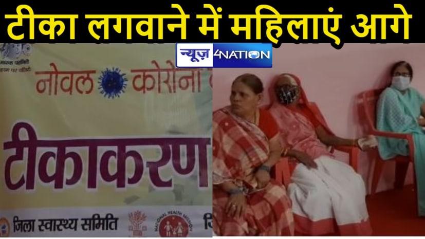 बिहार में महिला दिवस पर स्वास्थ्य विभाग की पहल, एक लाख महिलाओं को टीका लगाने का रखा लक्ष्य