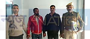 बिस्कोमान के सहायक गोदाम मैनेजर को राजस्थान पुलिस ने किया गिरफ्तार, विभाग में मचा हड़कंप