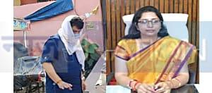 बिहार की महिला IAS अधिकारी के पति को पुलिस ने भेजा जेल, शैलजा शर्मा ने की थी शिकायत