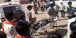तेज रफ्तार ट्रक ने सीआरपीएफ जवानों के गाड़ी में मारी टक्कर, छह घायल, दो की हालत गंभीर