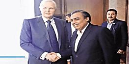रिलायंस और बीपी ने भारत के तेजी से बढ़ते बाजार में विश्वस्तरीय ईंधन आपूर्ति इंफ्रास्ट्रक्चर तैयार करने के लिए की सहभागिता