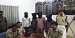 कंपाउंडर हत्याकांड का मुजफ्फरपुर पुलिस ने किया खुलासा,मुखिया पति समेत 4 गिरफ्तार... जानिए आखिर क्यों हुई हत्या?