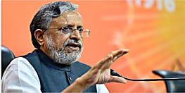 हैदराबाद एनकाउंटर पर सुशील मोदी ने उठाए सवाल, कहा- शासन केवल भावावेश से नहीं चलता, बेहतर होता कि उन्हें फांसी दी जाती