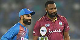 वेस्टइंडीज ने टीम इंडिया को 208 रन का लक्ष्य दिया