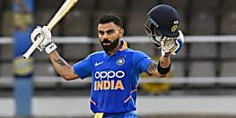 विराट ने खेली विराट पारी,वेस्टइंडीज को 6 विकेट से हराया